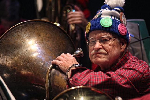 Tuba Christmas at the Weinberg