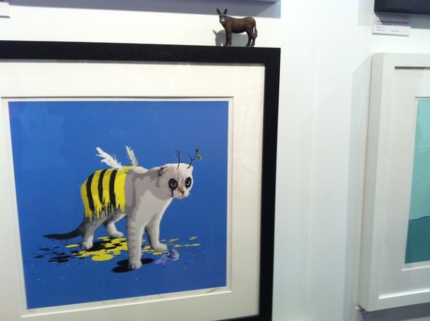 The cat who wanted to be a bee - Carl Moore