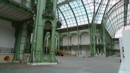 Grand Palais interior