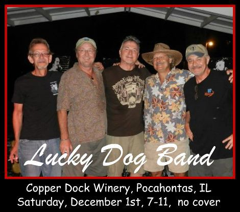 Lucky Dog Band 12-1-12