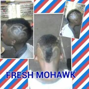 mohawk #hairstyles #hair #cut