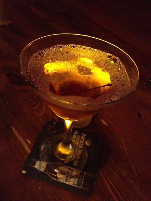 Rye Hook cocktail - Hattie's Hat