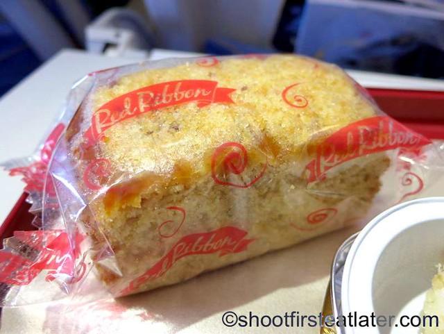 PAL Red Ribbon banana cake