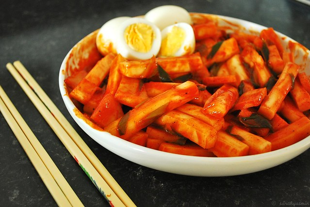 tteokbokki, dukbokki, korean, korea, korean snack, street food, tteok, popular,