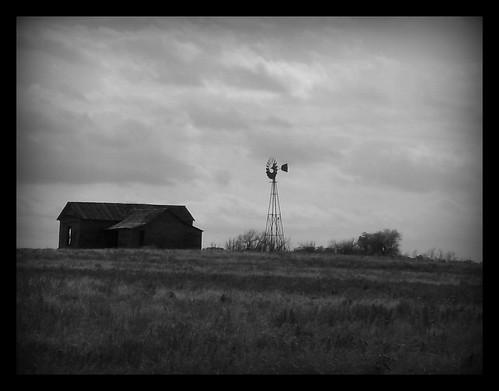 near Piedmont, Oklahoma