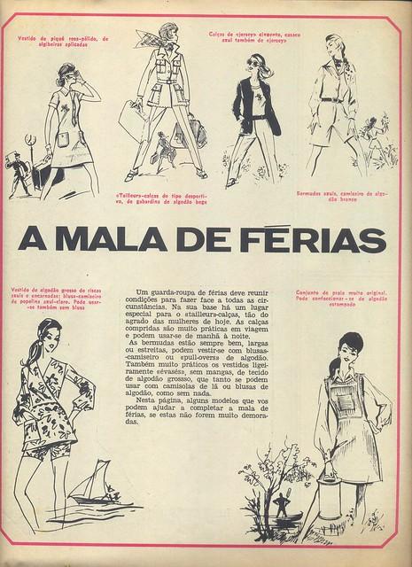 Modas e Bordados, Nº 2998, Julho 23 1969 - 23 by Gatochy