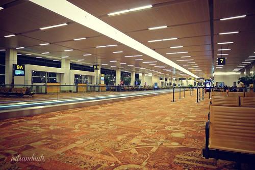 New Delhi (Indira Gandhi Airport)