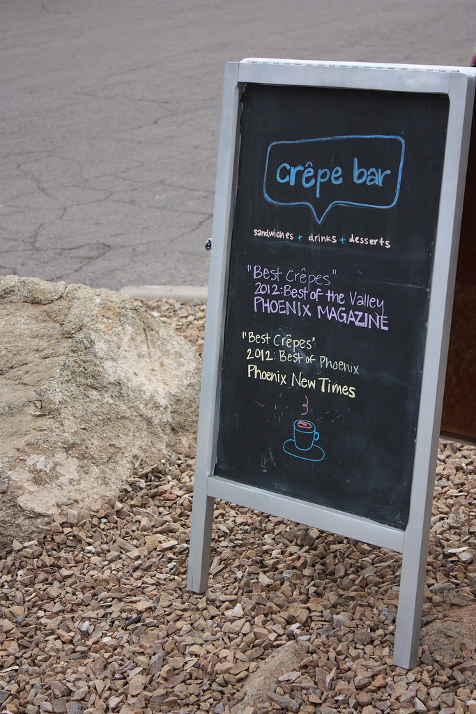 Eating Arizona: Crepe Bar