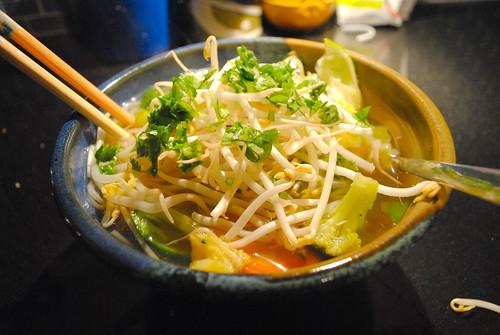 Gluten-free Vegan Phở Soup