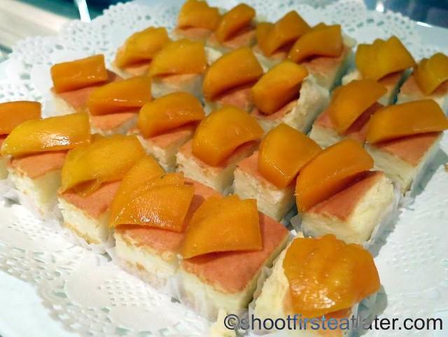 Bizu Catering- mango chiboust