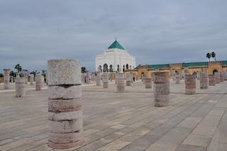 Rabat / Mausoleum