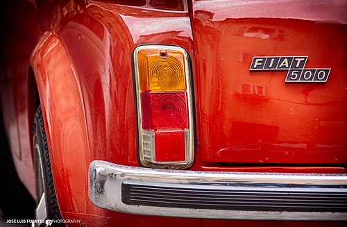 HDR Fiat 500