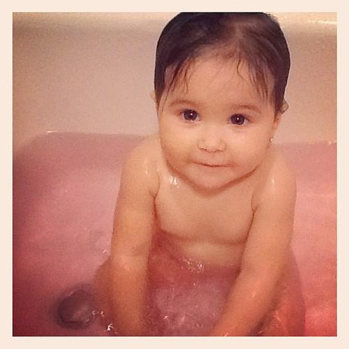 Pink baths > Regular baths