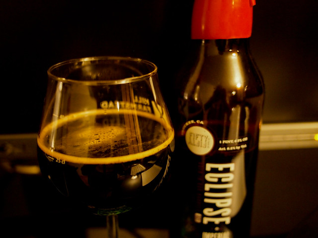 FiftyFifty 2010/2011 Imperial Eclipse Stout (Four Roses Single Barrel)