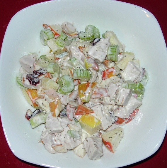 Thanksgiving Waldorf Salad