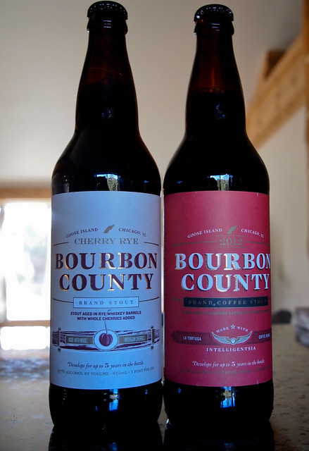 Bourbon County Variants '12