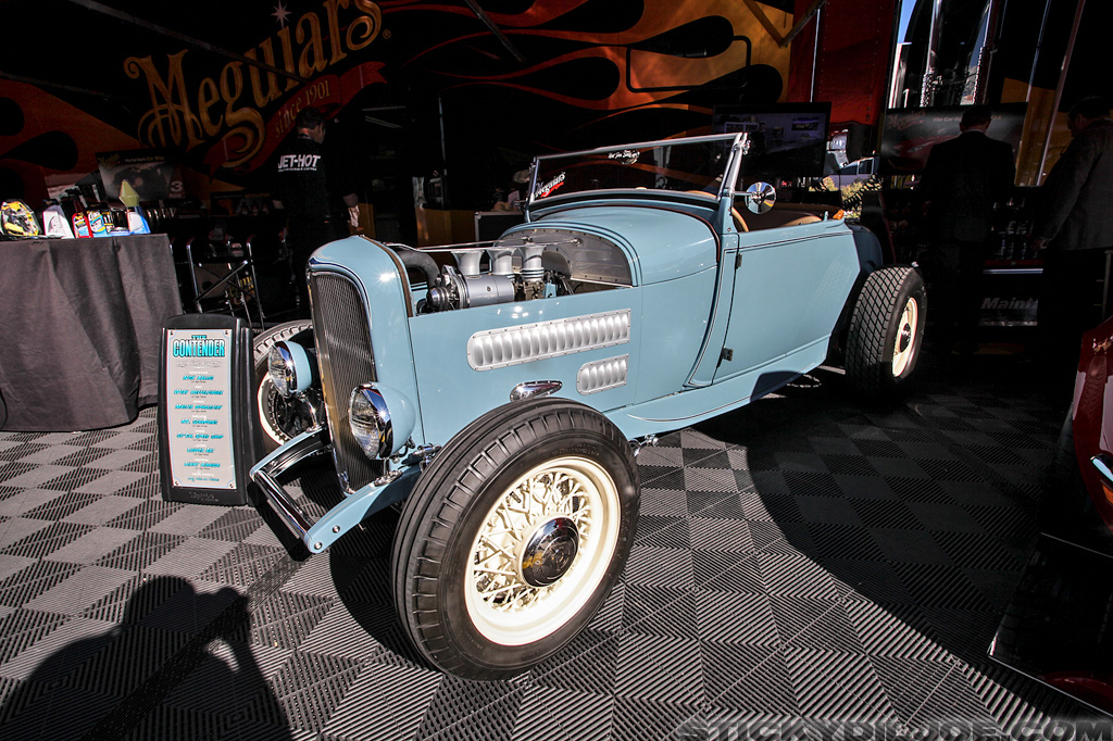 """""""The Contender"""" 1929 Ford Roadster"""