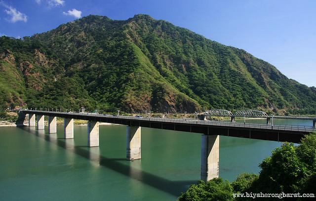Banaoang Bridge and Quirino Bridge of Bantay Ilocos Sur