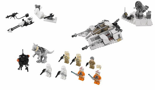 75014 Battle of Hoth