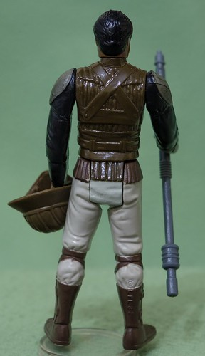 Lando Calrissian in Skiff Guard Disguise @ http://www.home-of-boushh.com