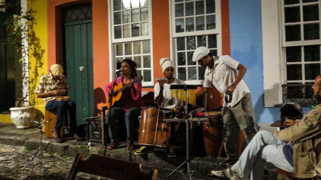 Live Music - Salvador, Brazil