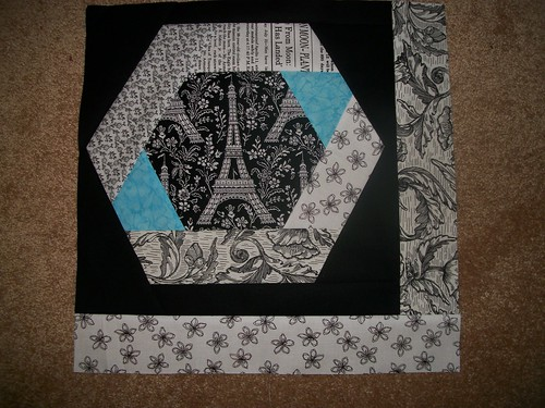 Prue's Paris block