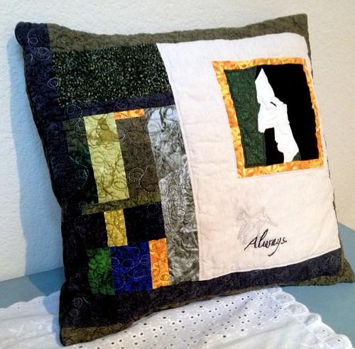 Snape Pillow