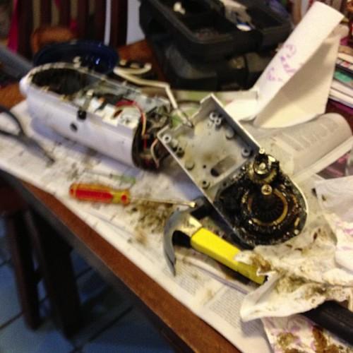 Fixing the Mixer