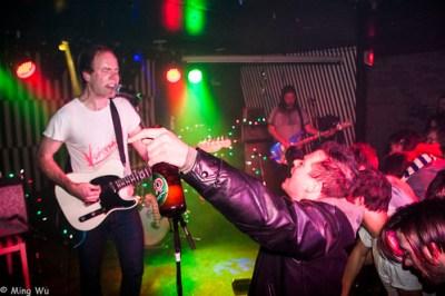 The White Wires @ Babylon Nightclub
