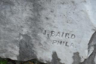 J. Baird Philadelphia stonecarver