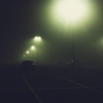 foggy-parking-lot