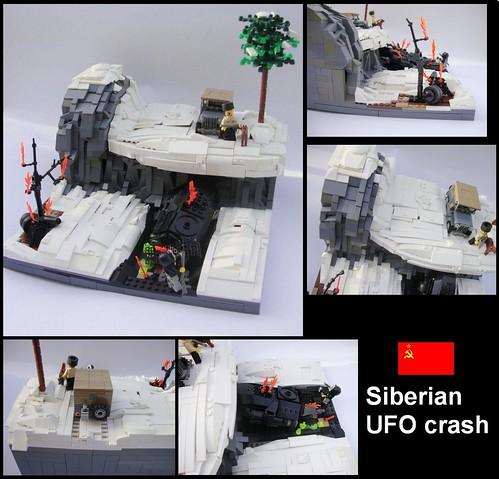 UFO na Sybirze by Maks