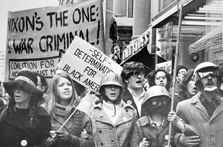 Nixon's # 1 War Criminal: Counter-Inaugural 1969