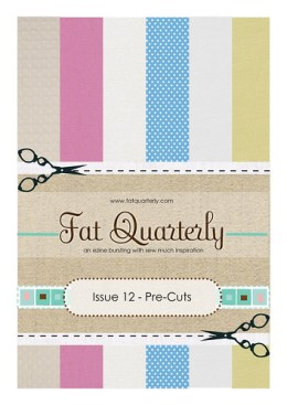 Issue 12 - Pre-Cuts