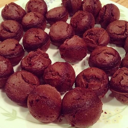 Brownie Mix In Babycakes Cake Pop Maker