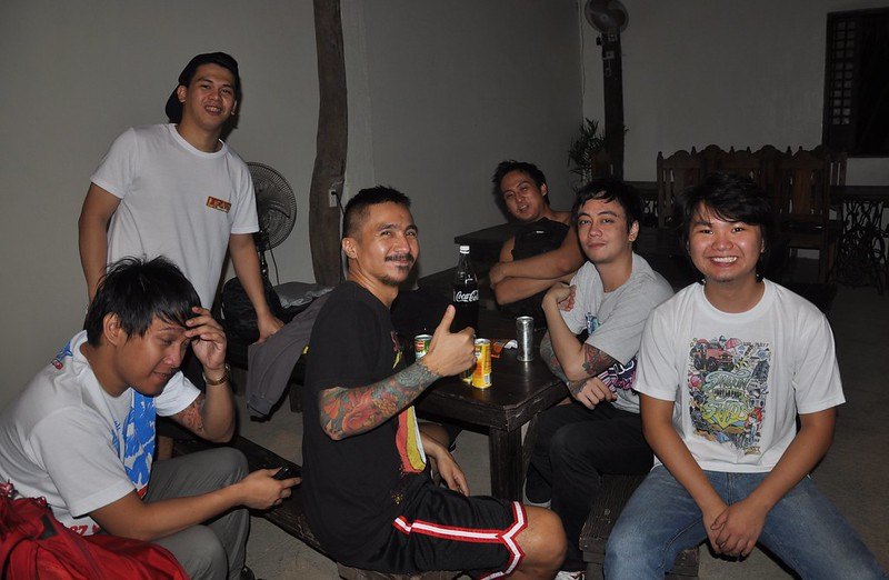 Eugene with ChicoSci