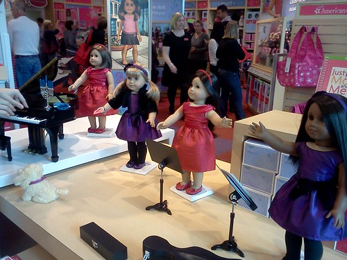 American Girl Place - Dallas, Texas