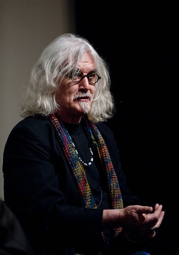 Quartet Q&A - Billy Connolly at Cornerhouse, by Paul Greenwood