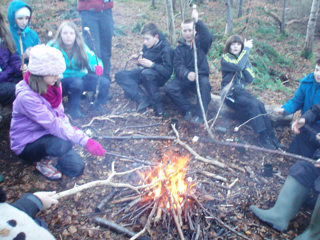 1A at Forest School in Inverewe