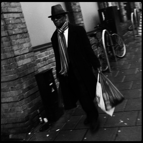 Blues brother by Darrin Nightingale