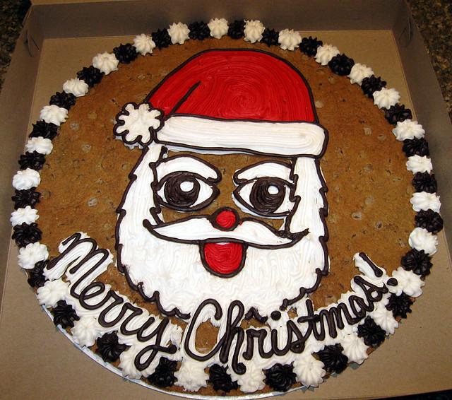 santa-cookie