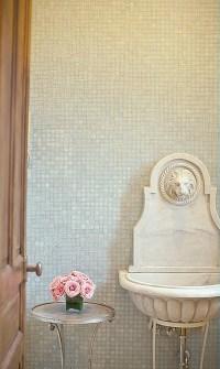 Lindsay & Drew: Mosaic Patterned Tile...