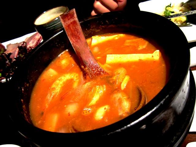 Korean dinner 10
