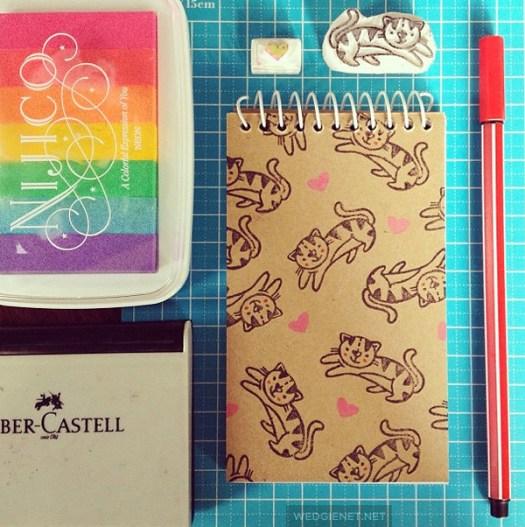 Tutorial: How to carve eraser stamps