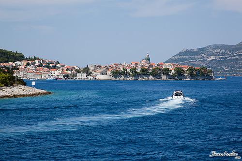 Isla Korcula (Croacia)