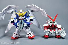SDGO Wing Gundam Zero Endless Waltz Toy Figure Unboxing Review (38)