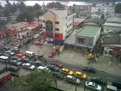Awolowo Road Ikoyi by Jujufilms