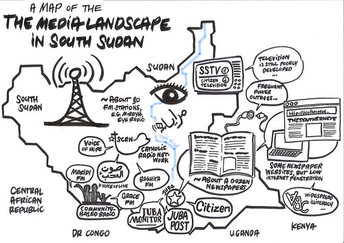 A look at ICT happenings in South Sudan as the young