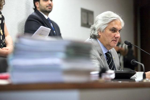 Senador Delcídio Amaral solicita a sua desfiliação do PT
