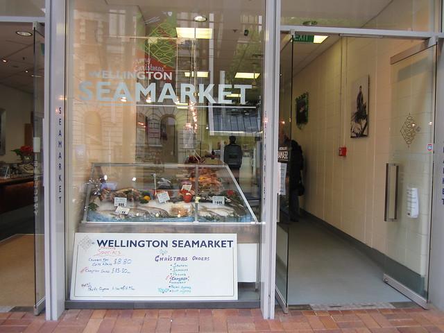 Wellington Seamarket